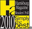 Harrisburg Magazine Readers Choice 2010