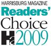 Harrisburg Magazine Readers Choice 2009
